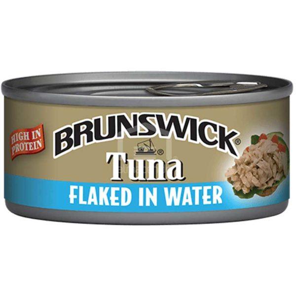 Atún Brunswick Demenuzado en Agua, 142 g