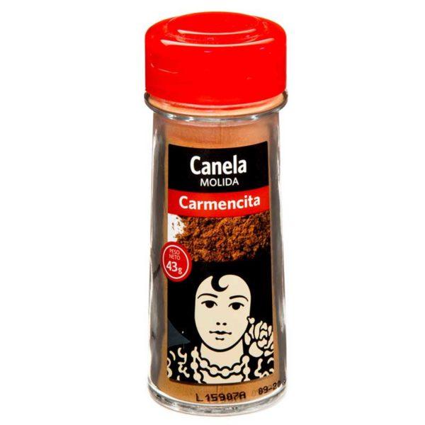 Canela Molida Carmencita, 43 g