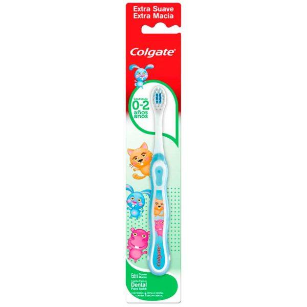 Cepillo Dental Colgate Smile Infantil 0 a 2 Años (1 ud)