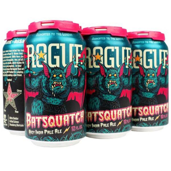 Cerveza Rogue Batsquatch, 12 oz Lata