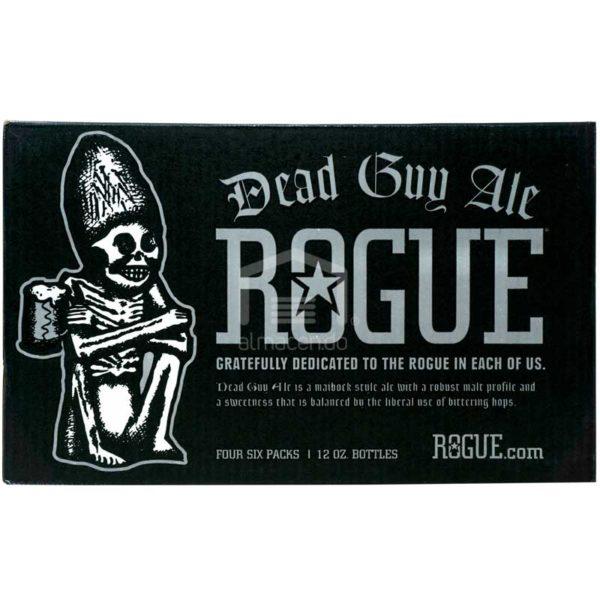 Cerveza Rogue Dead Guy, 12 oz