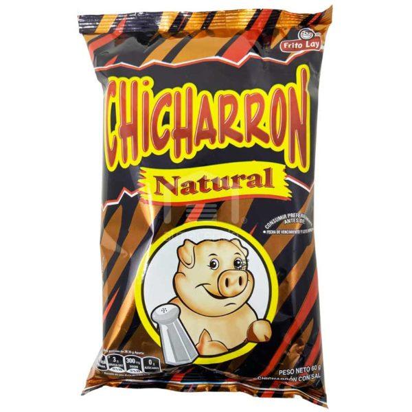 Chicharron Natural, 60 g