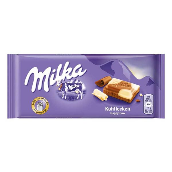 Chocolate Milka Happy Cow, 100 g