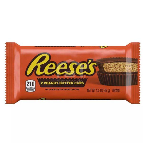 Chocolate Reese's con Mantequilla de Cacahuete y Leche, 1.5 oz