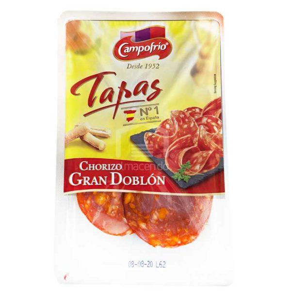 Chorizo Gran Doblón Campofrío, 80 g