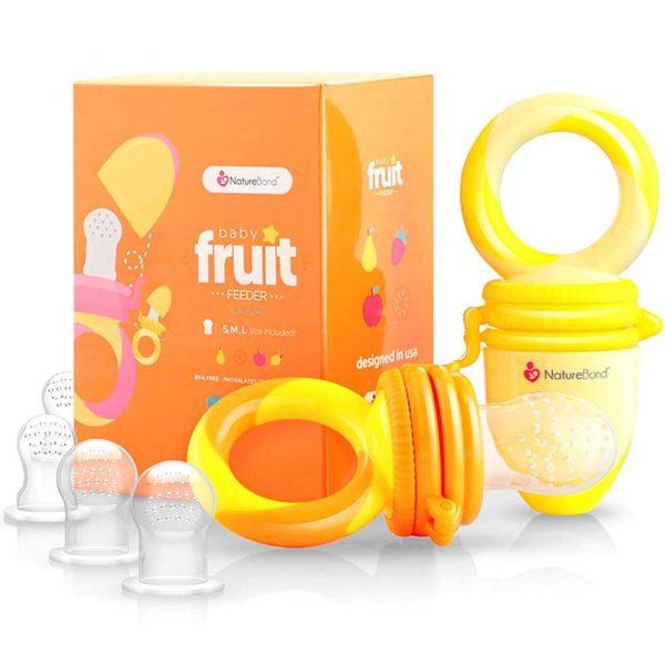 Chupón Alimentador para Bebés NatureBond
