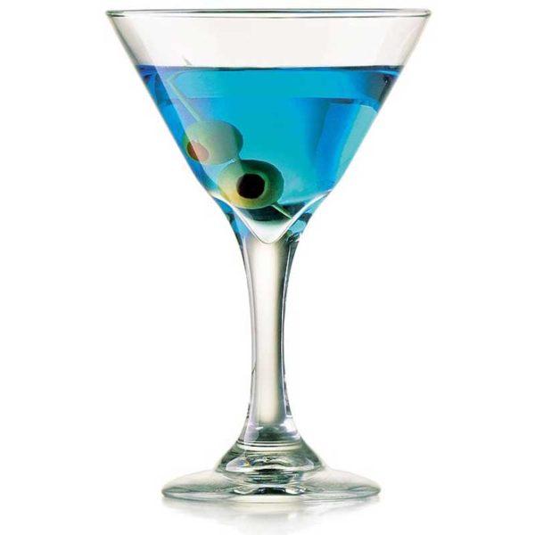 Copas Martini Coctails, 9 oz (6 uds)