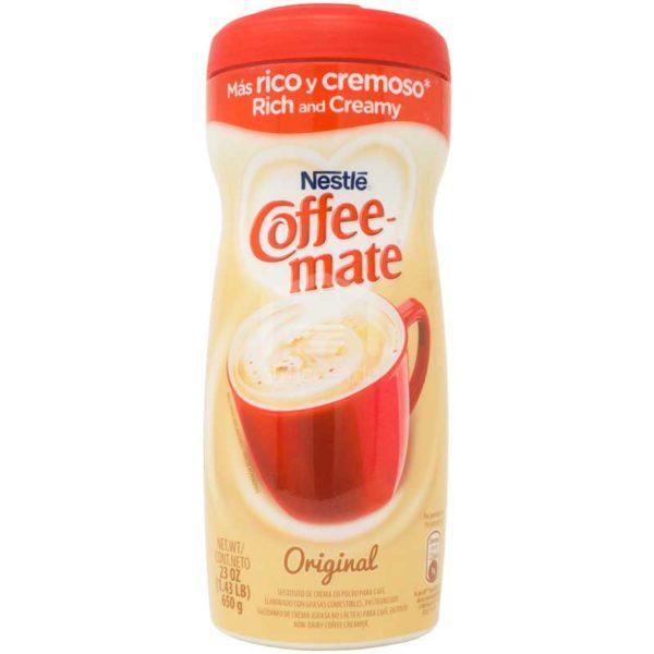 Crema para Café Coffee-Mate, 650 g