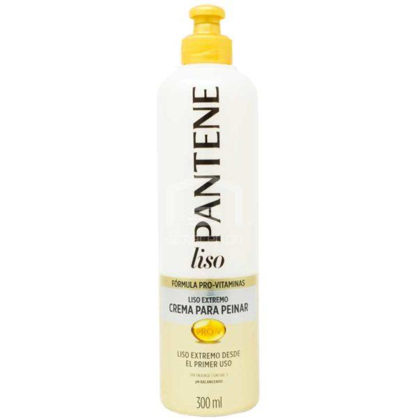 Crema para Peinar Pantene Pro-V Liso Extremo, 300 ml