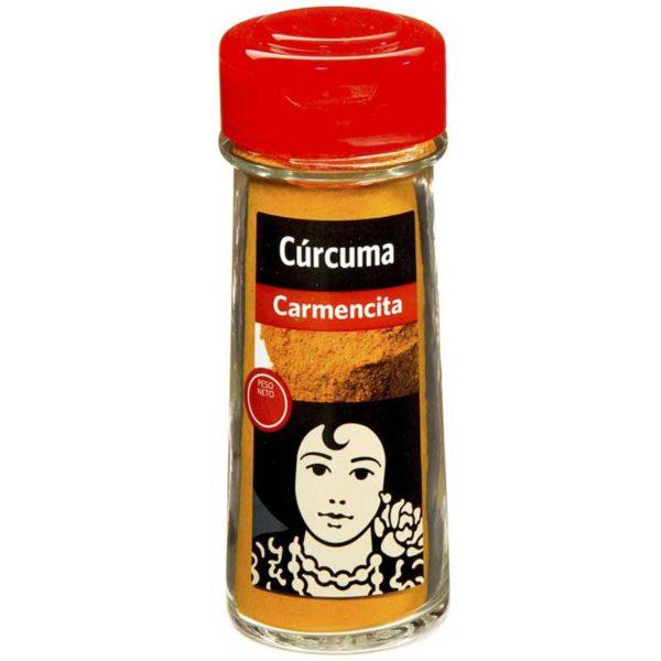 Cúrcuma Carmencita, 48 g