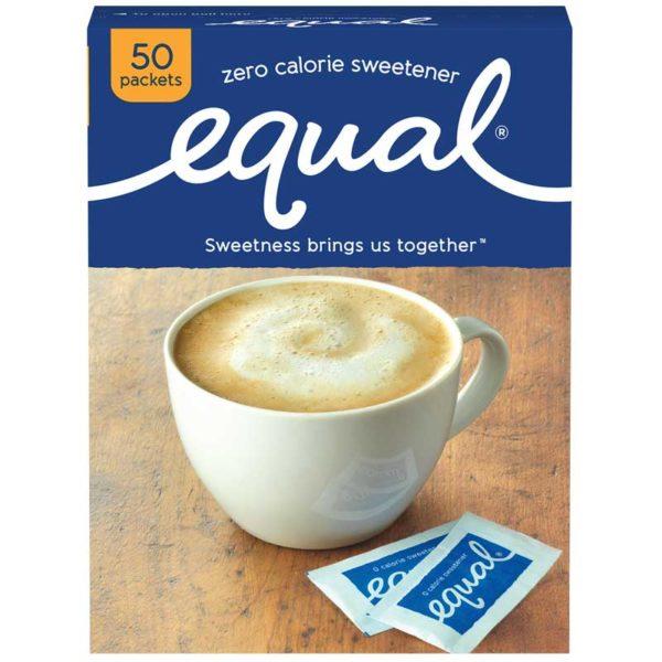 Endulzante Equal Original, 50 uds