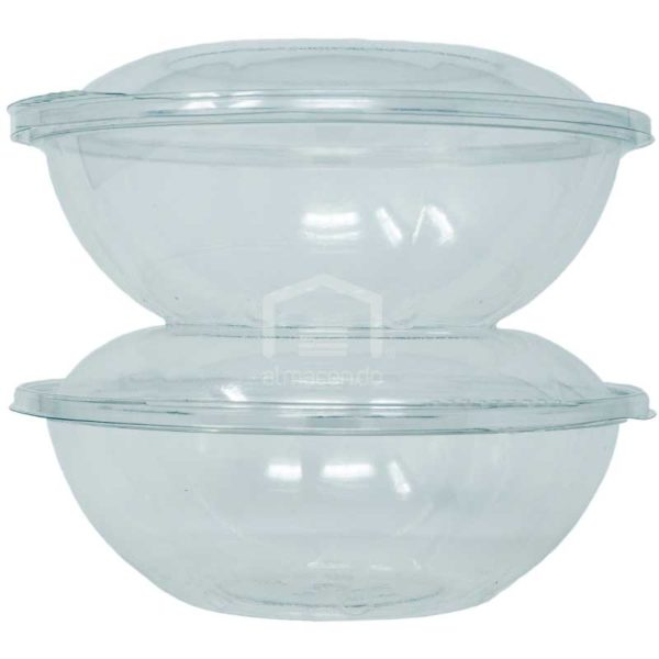 Envase i-Lock 18322 Transparante Plastifar PRND12, 12 oz (60 uds)