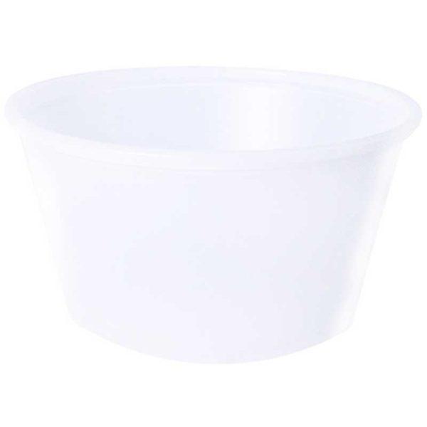 Envases Transparente Plastifar, 4 oz (50 uds)