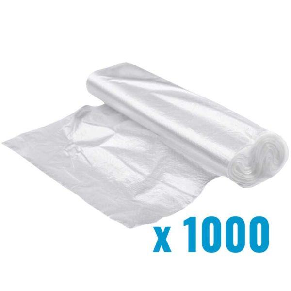 Fundas Plásticas Transparentes de 5 gls (1000 uds)