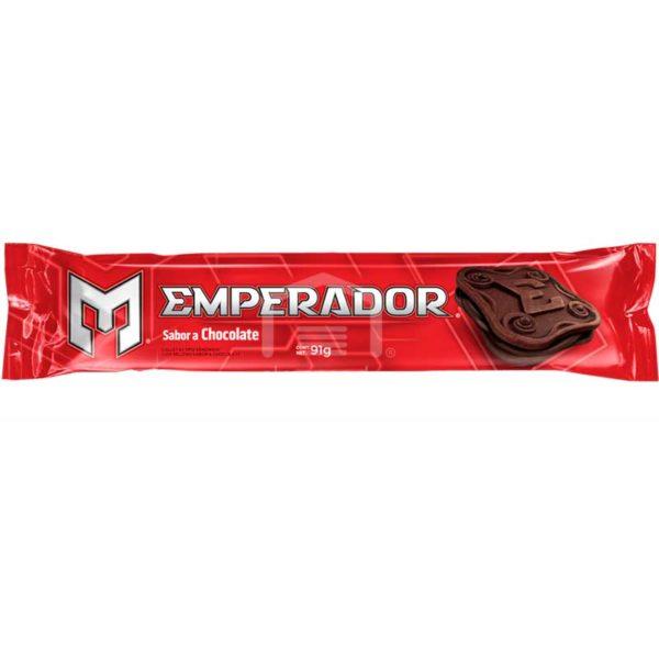 Galleta Emperador Sabor Chocolate, 72 g