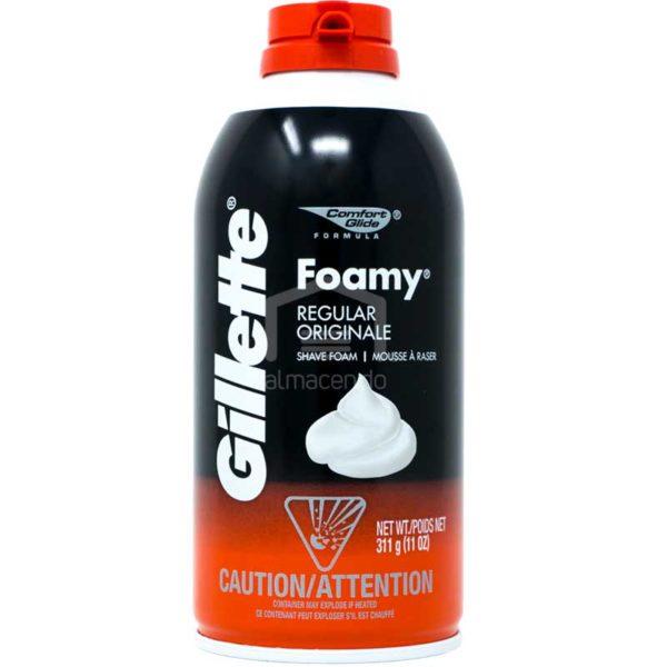 Gillette Foamy Shave Foam, 11 oz