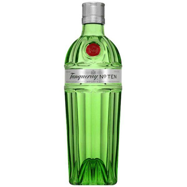 Ginebra Tanqueray Nº TEN, 750 ml