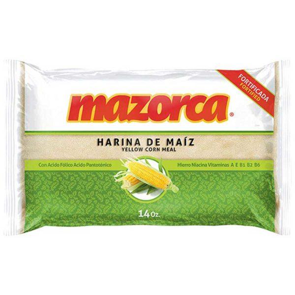 Harina De Maíz Mazorca, 14 oz