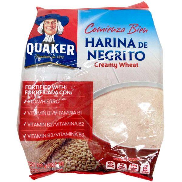Harina de Negrito Quaker, 10.2 oz