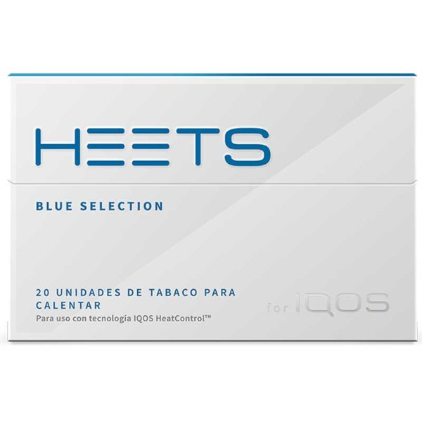 Heets Blue Selection (20 uds)