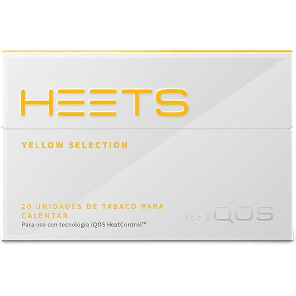 Heets Yellow Selection (20 uds)
