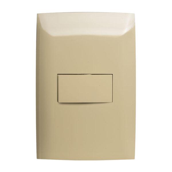 Interruptor Simple Leviton CIEN, 10 Amp