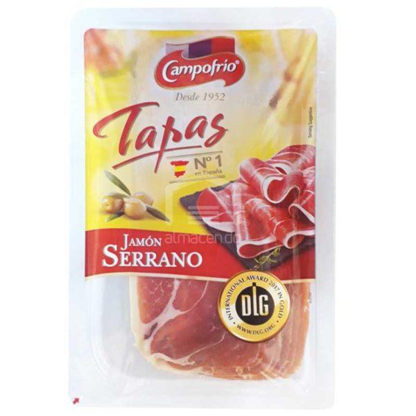 Jamón Serrano Campofrío, 80 g