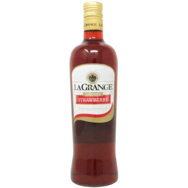 Licor Lagrange Strawberry, 700 ml