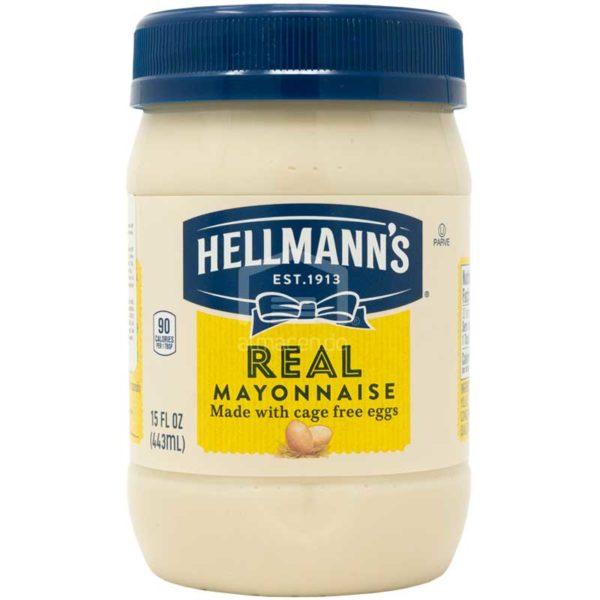 Mayonesa Hellmann's Real, 15 oz