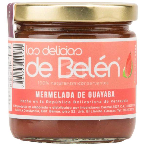 Mermelada de Guayaba Las Delicias de Belén