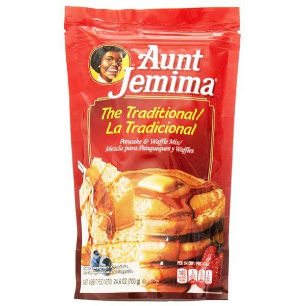 Mezcla para Pancake y Waffle Aunt Jemima, 24 oz