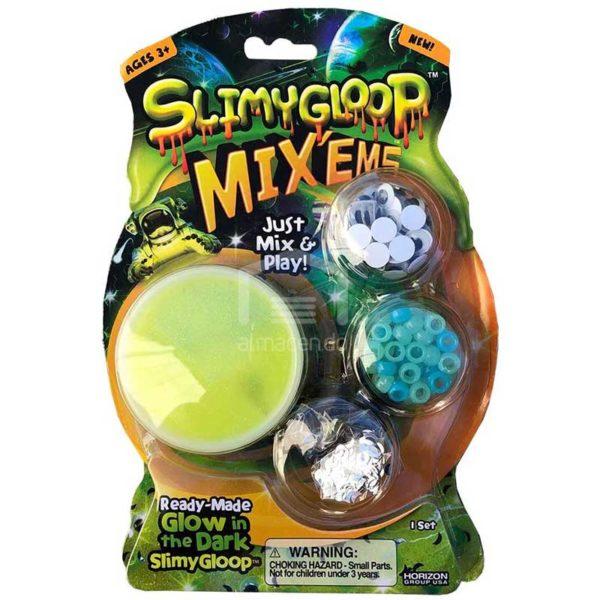 Mix' Ems Glow in The Dark SlimyGloop