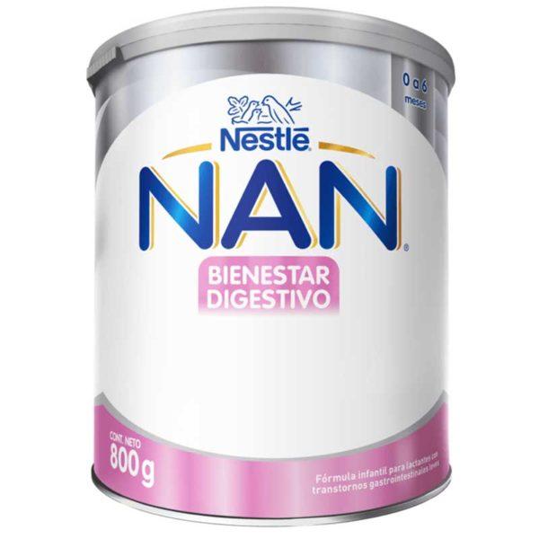 Nestlé NAN Bienestar Digestivo, 800 g