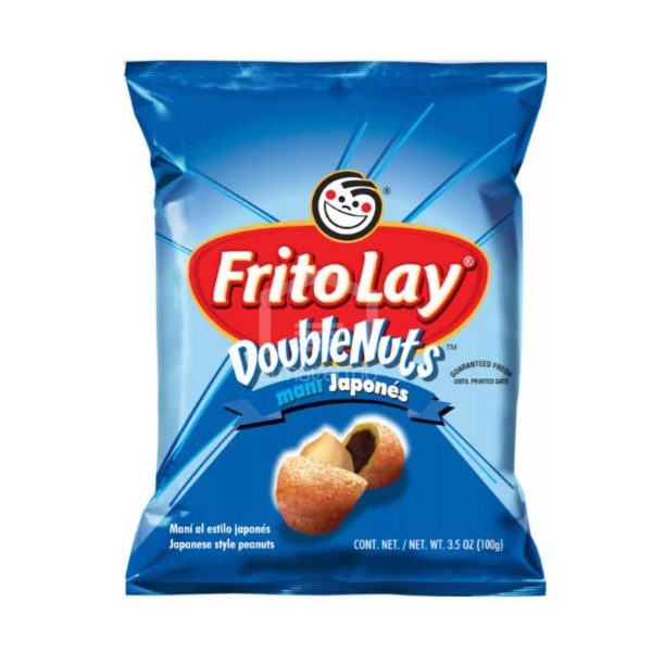 Nueces Dobles Frito Lay Maní Japonés, 3.5 oz