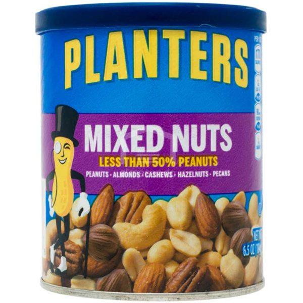 Nueces Mixtas Planters, 6.5 oz