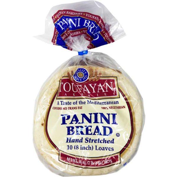 Pan Panini Toufayan, 36 oz (10 uds)