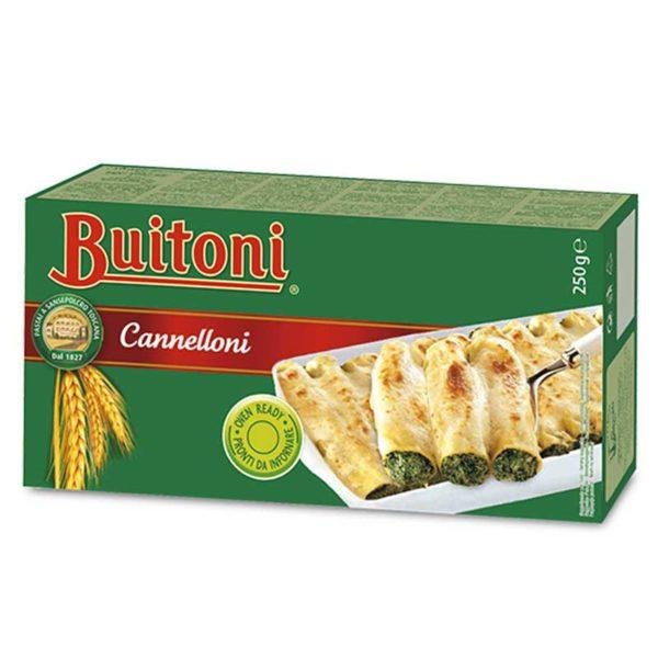 Pasta Buitoni Canelones, 250 g