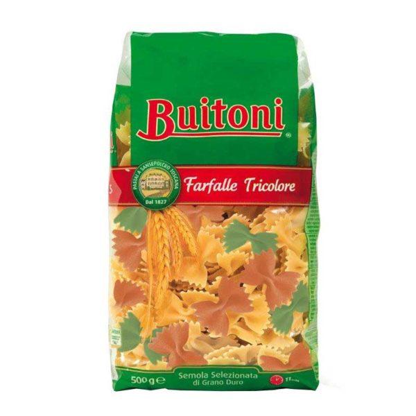 Pasta Buitoni Farfalle Tricolore, 1.1 lb