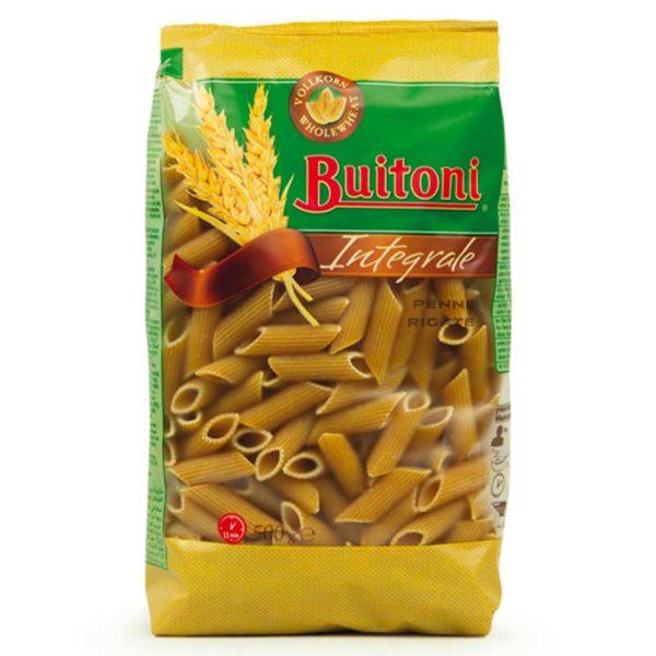 Pasta Buitoni Penne Rigate Integral, 1.1 lb