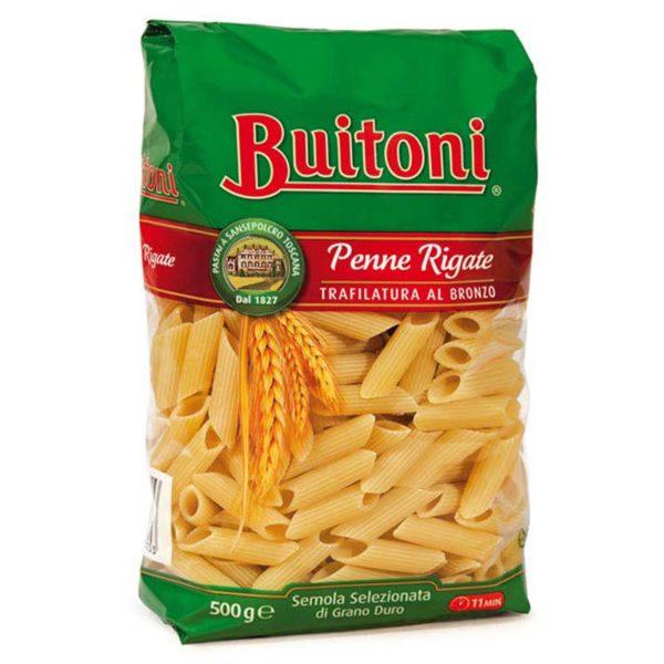 Pasta Buitoni Penne Rigate, 1.1 lb