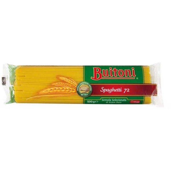 Pasta Buitoni Spaghetti 72, 1.1 lb