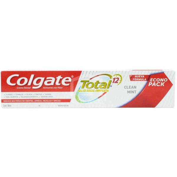 Pasta Dental Colgate Total 12 Clean Mint, 160 ml