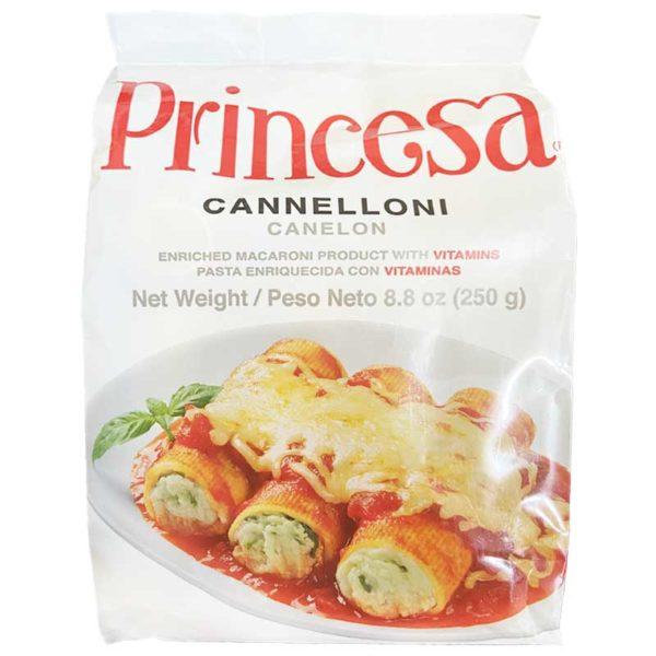 Pasta Princesa Canelones, 8.8 oz