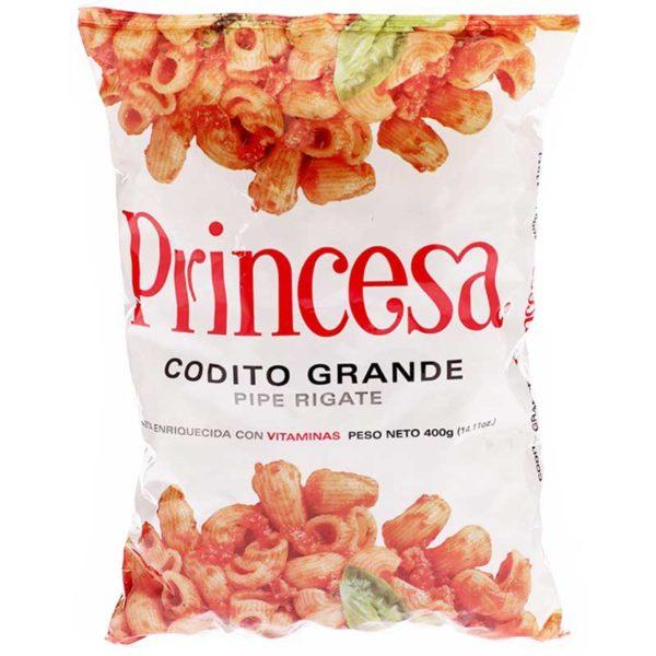 Pasta Princesa Coditos Grandes, 14.11 oz