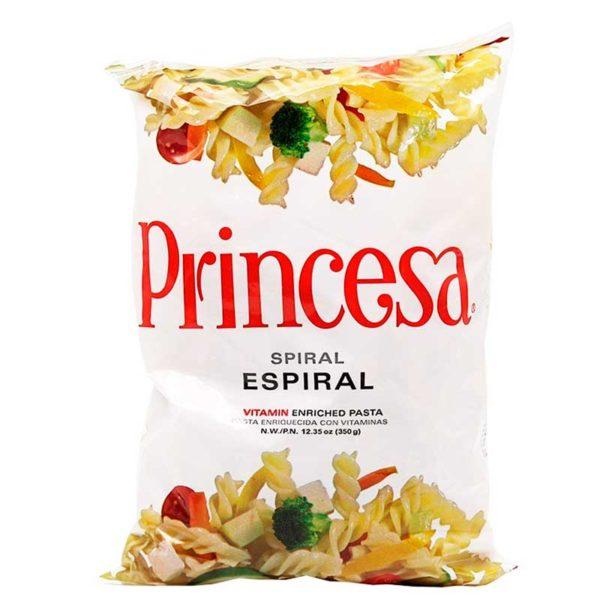 Pasta Princesa Espirales, 12.35 oz