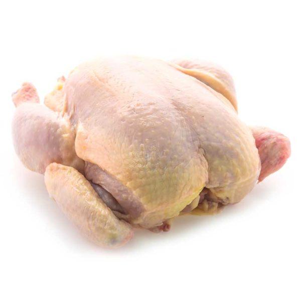 Pollo Entero Congelado (1 ud x 3.5 lbs a 4.5 lbs)