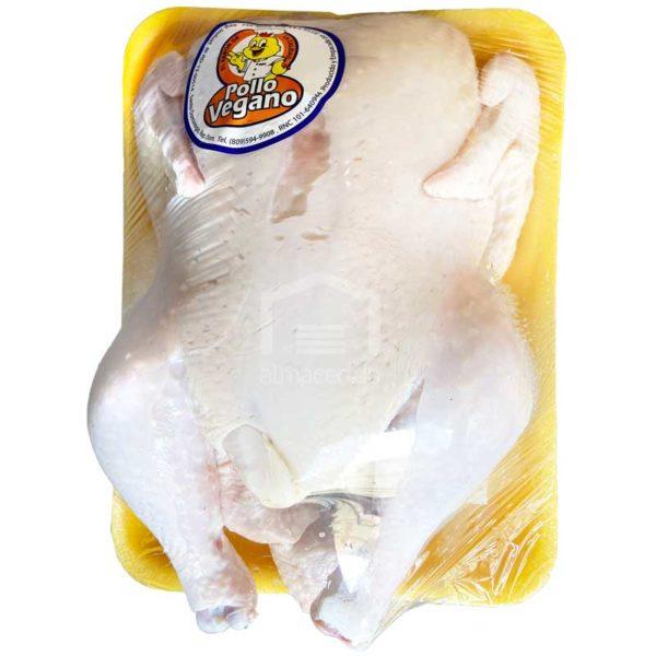 Pollo Entero Congelado, 1 ud