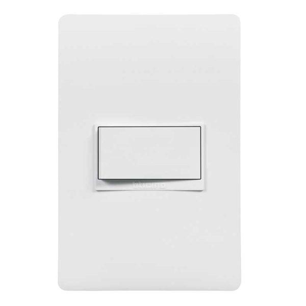 Interruptor Simple c/ Luz Piloto Bticino LUZICA, 15 Amp