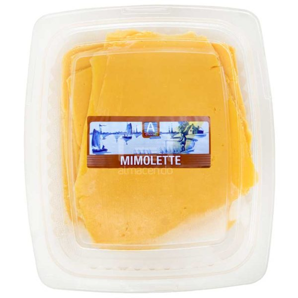 Queso Mimolette A-Cheese, 1 lb