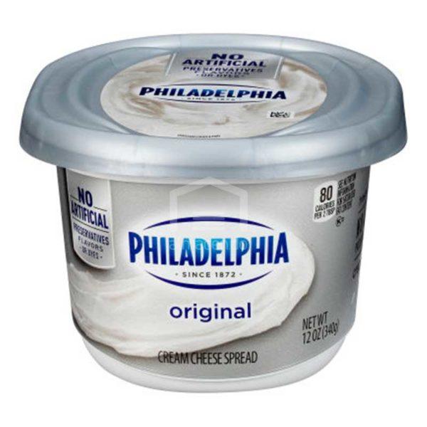 Queso Crema para Untar Philadelphia Original, 12 oz